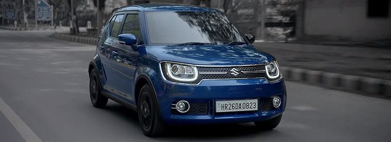 Maruti Suzuki Ignis: made for effortless drives
