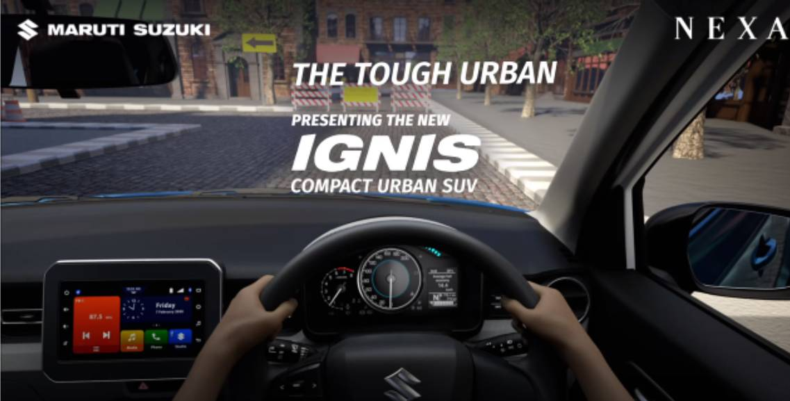 new ignis with auto gear shift technology